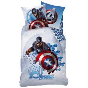 Cti Parure de lit Captain America (140 x 200 cm)