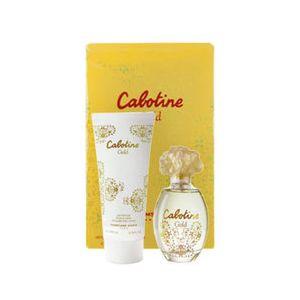 Parfums Grès Cabotine Gold - Coffret eau de toilette et lait pour le corps