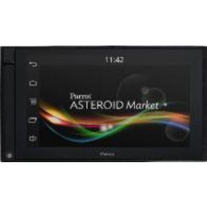 """Parrot Asteroid Smart - Autoradio Bluetooth écran tactile 6.2"""" avec kit main libre et GPS - Android 2.3"""