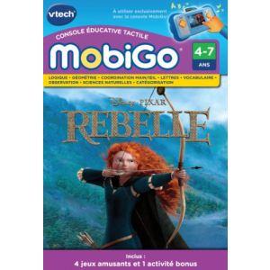 Vtech Jeu Mobigo Rebelle