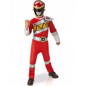 Déguisement luxe Power Rangers Dino Charge rouge enfant