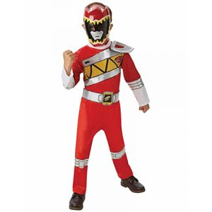 Déguisement luxe Power Rangers Dino Charge rouge enfant
