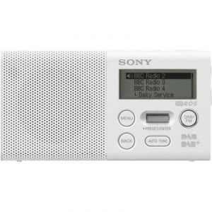 Sony XDR-P1DBP - Radio portable