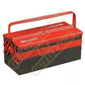 Facom Boîte à outil métal 5 cases