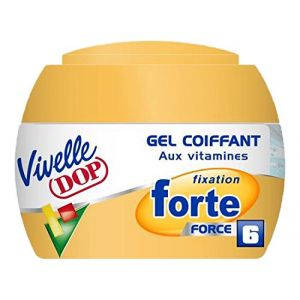 Dop Vivelle - Gel coiffant fixation forte