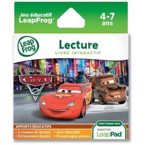 Leapfrog Jeu Leappad Explorer : Cars 2