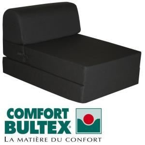 bultex chauffeuse couchage d 39 appoint comparer les prix avec. Black Bedroom Furniture Sets. Home Design Ideas