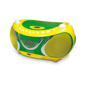 Metronic 477105 - Radio portable Rio CD/MP3 USB