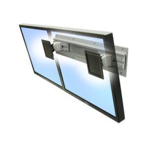 Ergotron 28-514-800 - Support mural bi-écrans Neo-Flex