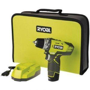 Ryobi R12DD-L13S - Perceuse visseuse sans fil 12V