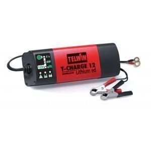 Telwin Chargeur de batterie T-charge 12 lithium