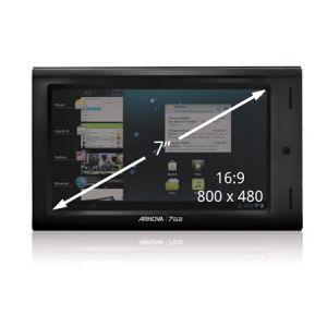 """Archos Arnova 7 G3 8 Go - Tablette tactile 7"""" sur Android"""