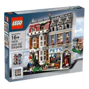 Lego 10218 - L'animalerie