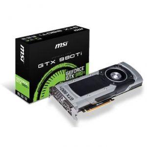 MSI GTX 980TI 6GD5 - Carte Graphique GeForce GTX 980 Ti 6 Go GDDR5 PCI-E 3.0