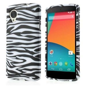 Phonewear PNX5-COQ-TV-009-C - Coque de protection pour Souple Lg Nexus 5