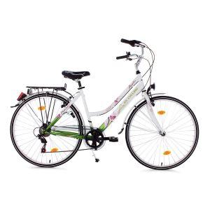 KS Cycling Papilio - Vélo de ville femme 28''