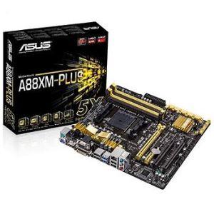 Asus A88XM-Plus - Carte mère Socket FM2+