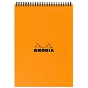 Rhodia Cahier bloc-notes Classic 80 feuilles (A4)