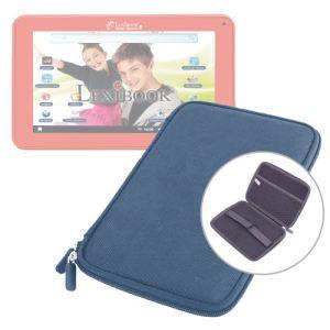 Duragadget Coque étui rigide pour tablette Lexibook Master 2 MFC157FR