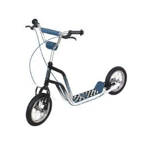 CDTS Patinette 2 roues gonflables 30 cm