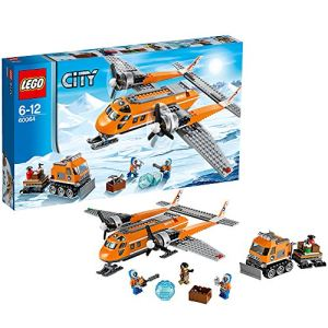 Lego 60064 - City : L'avion de ravitaillement