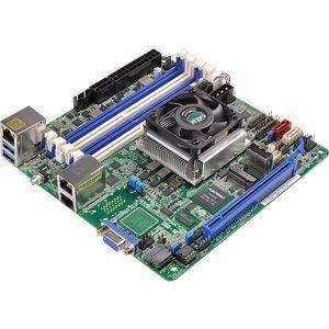 Asrock D1520D4I - Carte mère Mini-ITX avec processeur Xeon D-1520