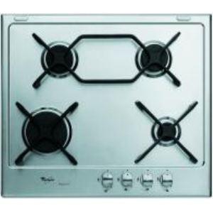 Whirlpool AKT 661/IXL - Table de cuisson gaz 4 foyers