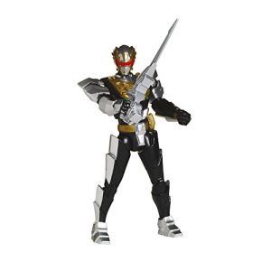 Bandai Figurine Power Rangers Megaforce : Chevalier Robo avec mini épée laser