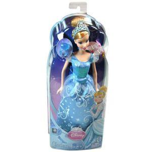 Mattel Disney Princesse paillettes : Cendrillon (X2843)