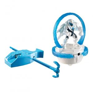 Mattel Toupie Turbo Fighters Max Steel Turbo-Vol Deluxe