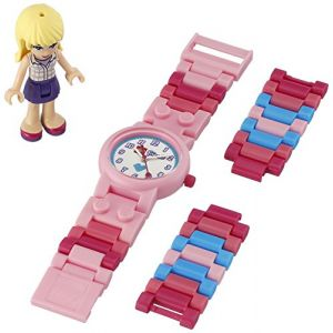 Lego 9001024 - Montre pour fille Friends Stephanie