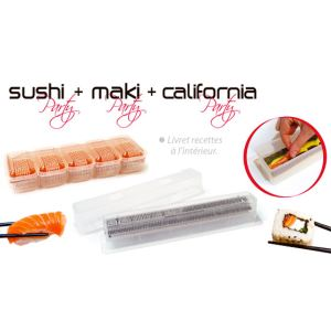 kit sushi comparer 36 offres. Black Bedroom Furniture Sets. Home Design Ideas