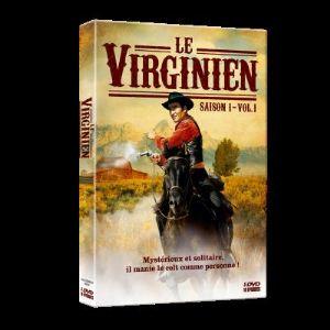 Le Virginien - Saison 1 - Volume 1