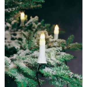 Konstsmide Guirlande de sapin 25 ampoules à visser