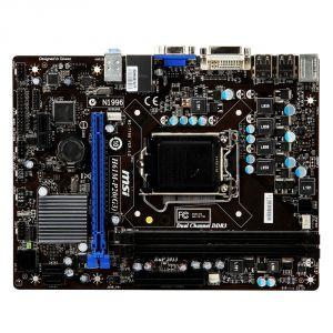MSI H61M-P20 (G3) - Carte mère Socket LGA 1155