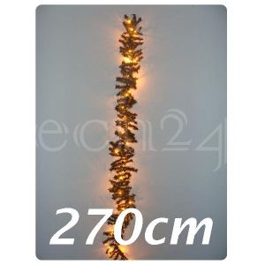 Best Season Guirlande lumineuse sapin (2,70 m)