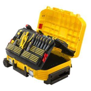 Stanley FMST1-75530 - Valise de maintenance équipée à roulettes