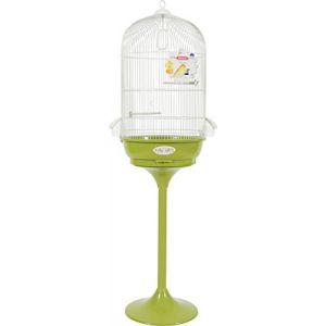 Zolux Cage arabesque Leonie 50 cm avec pied