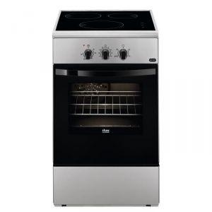 Faure FCI55271SA - Cuisinière induction 3 zones avec four électrique