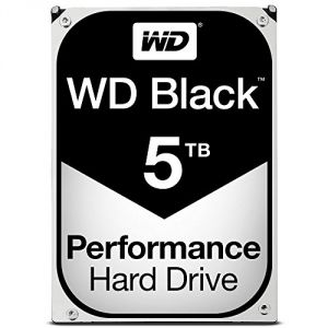 "Western Digital WD5001FZWX - Disque dur interne 5 To WD Black 3.5"" SATA III"
