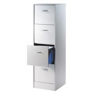 Caisson 4 tiroirs dossiers suspendus comparer 146 offres - Classeur 2 tiroirs pour dossiers suspendus ...