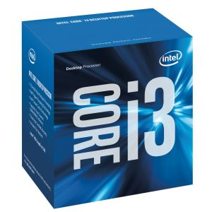 Intel Core i3-6100 (3,7 GHz) - Socket LGA 1151