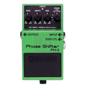 Boss Effect PH-3 - Pédale Phase Shifter