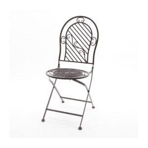 chaise de jardin fer forge comparer 221 offres. Black Bedroom Furniture Sets. Home Design Ideas