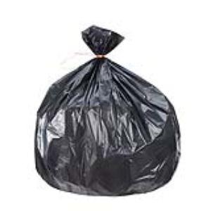Mystbrand 5271NOIR - Carton de 500 sacs poubelle pour déchet léger 18 microns (110 L)