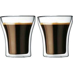 Bodum 4555-10 - 2 verres Assam double parroi (22 cl)