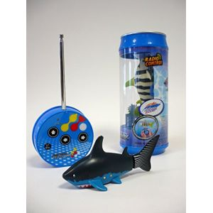 Silverlit Exost Te102 - Requin radiocommandé Shark in Can