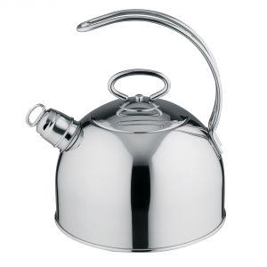 Cristel B230I - Bouilloire traditionnelle à sifflet 2,25 L