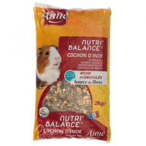 Aimé Nutri'balance pour cochon d'Inde 2 kg