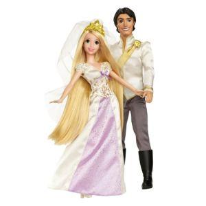 Mattel Coffret Raiponce et Flynn mariés